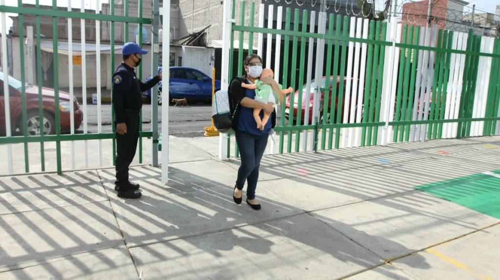 Guarderías del IMSS listas para reiniciar actividades ante Covid-19