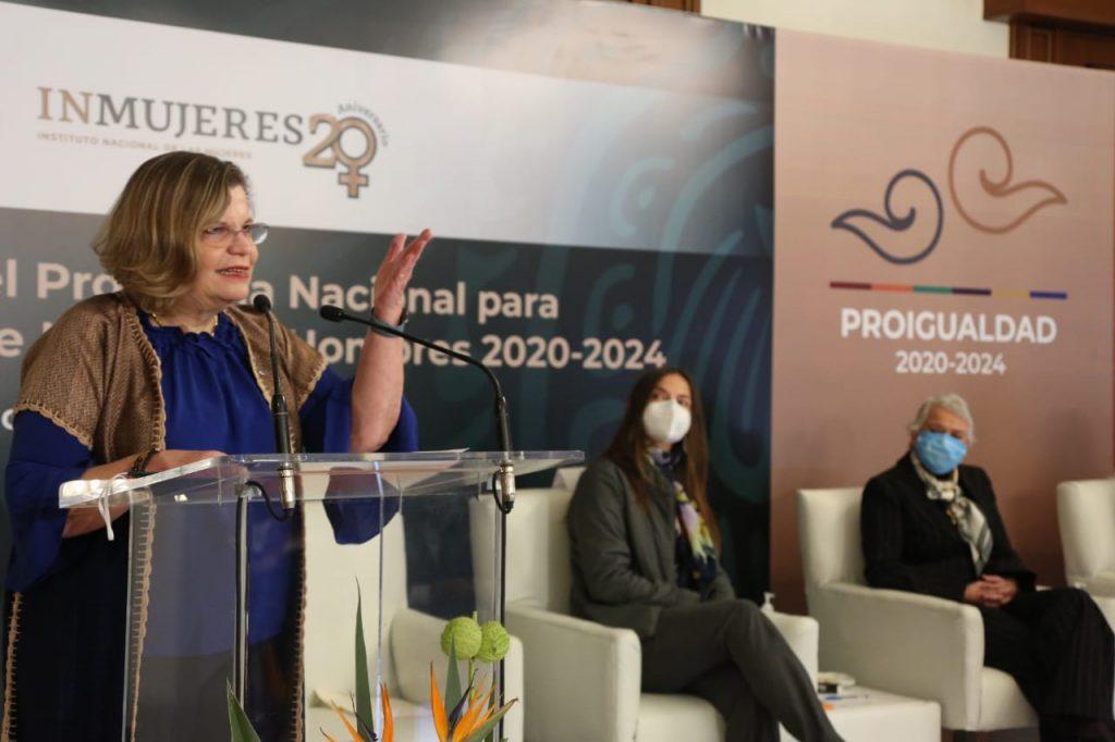 El Proigualdad 2020-2024 coloca a las mujeres en el centro de la transformación